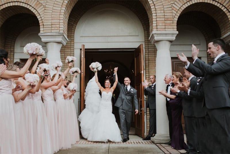 'Twas a Beautiful Wedding!