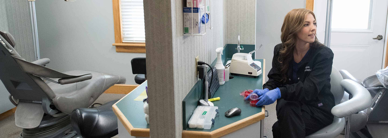 Wooster Dental office