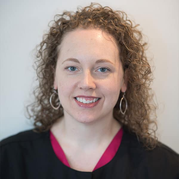 Megan - Expanded Functions Dental Assistant (EFDA)